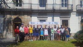 108 jugadores de nueve países participan en Laredo en la cuarta prueba del Madison Beach Volley Tour 2017