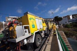 El Cabildo de Tenerife prohíbe hacer fuego en los montes debido a las altas temperaturas