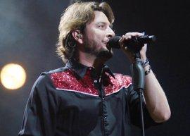 Manuel Carrasco actúa este viernes en el ferial de Almería con su gira 'Bailar el viento'