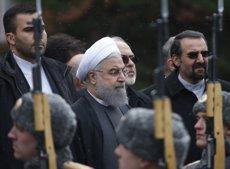 L'Iran prova amb èxit un coet per posar en òrbita satèl·lits malgrat els últims avisos dels Estats Units (MAXIM SHEMETOV)