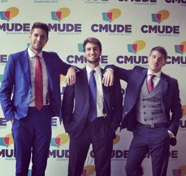 El equipo de la Universidad de Córdoba se proclama subcampeón del mundo del debate universitario en español