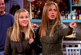 Jennifer Anniston y Reese Witherspoon, hermanas en Friends, protagonizarán una nueva serie de televisión