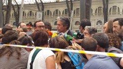 El ministre de Foment assegura que el tren va passar l'última revisió fa deu dies (EUROPA PRESS)