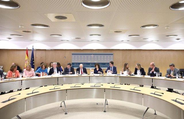 Reunión del CPFF