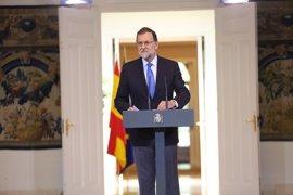 """Rajoy recurre al TC la norma del Parlament para una ruptura exprés y avisa: """"No habrá ningún referéndum"""""""
