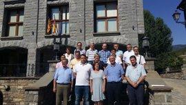 El Ejecutivo aragonés destinará 180.000 euros a la construcción de un camino de acceso a Jánovas