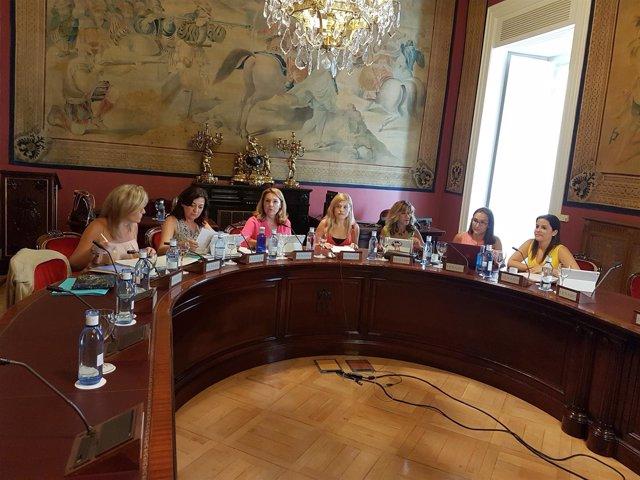Senado Pacto de Estado violencia género