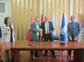 La Universidade de Vigo  apoya a la candidatura de Caballero para Cíes