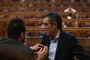 Foto: Madina, una de los más críticos con Sánchez, primera baja en el Grupo Socialista tras su regreso a Ferraz