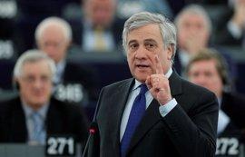 Tajani pide sancionar a altos funcionarios venezolanos si Caracas no pone fin a violencia y libera a presos