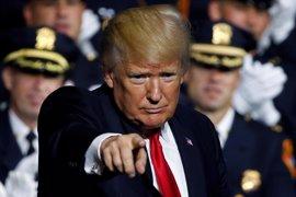 """Trump condena el lanzamiento de Pyongyang y asegura que Washington """"tomará medidas"""""""
