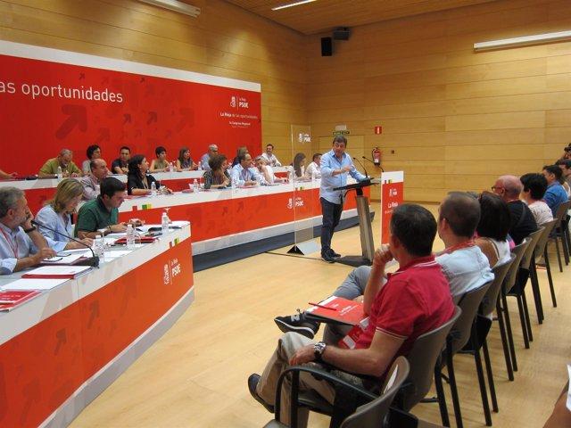 Inauguración 14 Congreso PSOE La Rioja