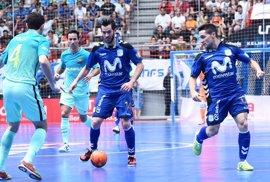 Inter y Barça disputarán la segunda edición de la Master Futsal Cup