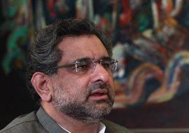 El exministro del Petróleo Shahid Khaqan Abbasi será nombrado hoy primer ministro en funciones de Pakistán