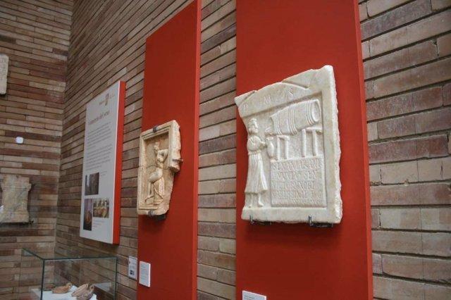 Exposición 'Mulieres' en el Museo Nacional de Arte Romano de Mérida