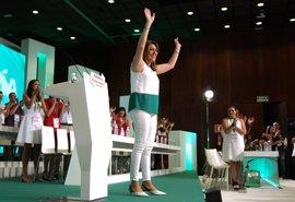 La nueva Ejecutiva del PSOE-A celebra este lunes su primera reunión en Sevilla