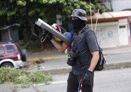 El Ministerio Público abre una investigación por la muerte de un manifestante en Mérida, Venezuela