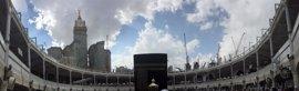Los peregrinos iraníes vuelven a La Meca tras un año de ausencia por la tensión con Arabia Saudí
