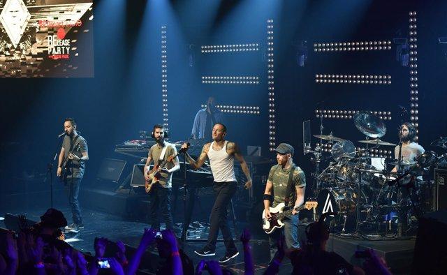 Linkin Park EN CONCIERTO