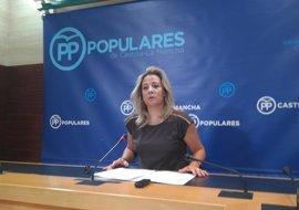 """El PP afirma que el presidente de la Diputación de Ciudad Real es """"el tapado"""" para """"destronar a Page"""""""