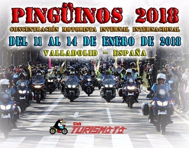 Cartel de la edición de Pingüinos 2018