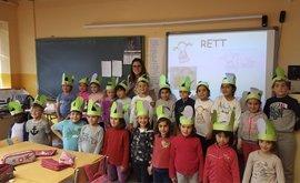 Aumenta casi un 50% los escolares que han participado en la campaña 'Las ER van al cole con Federito' de FEDER