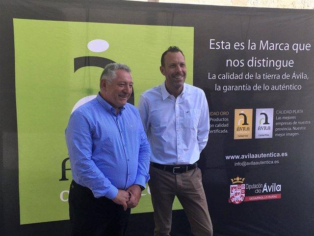 Presentación de las Jornadas Medievales de Ávila