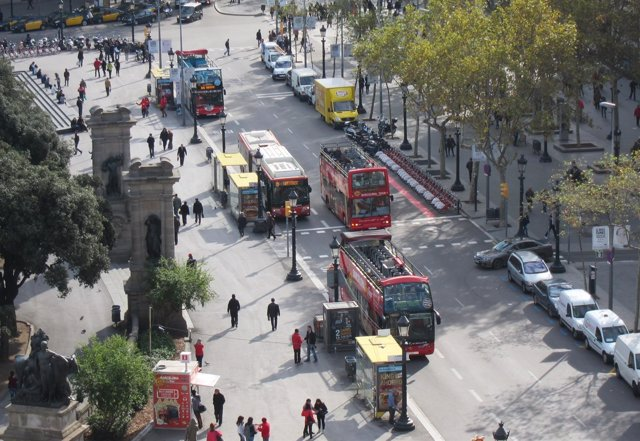 Turismo, autobuses turísticos, bus turístic