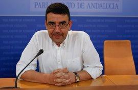 La nueva Ejecutiva del PSOE-A ratifica la continuidad de Mario Jiménez como presidente y portavoz parlamentario
