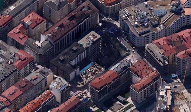 Grupo Avintia construirá un edificio en Vigo
