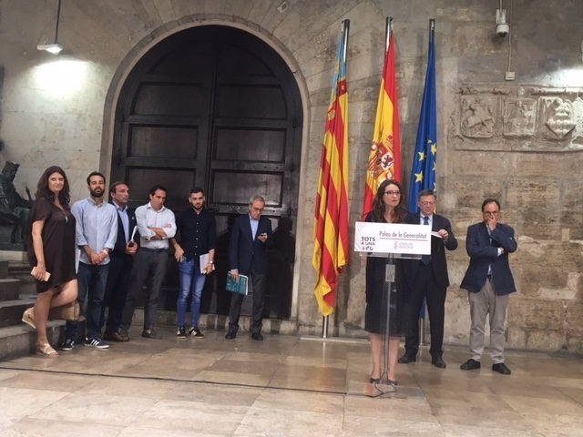 """Consell pide """"unidad"""" a los grupos para la reforma de financiación"""
