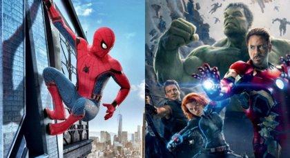 ¿Encaja Spider-Man: Homecoming en el timeline del universo Marvel?