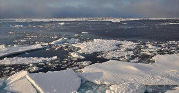 El deshielo ártico vaticina corte de agua cálida en el Atlántico Norte