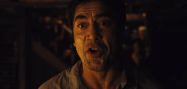 Javier Bardem en Mother!
