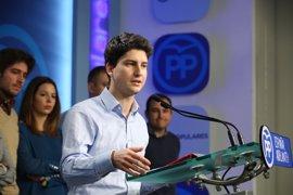 """NNGG pide por carta a líderes juveniles de PSOE y Cs mantener la unidad ante el """"atropello a la democracia"""" en Venezuela"""