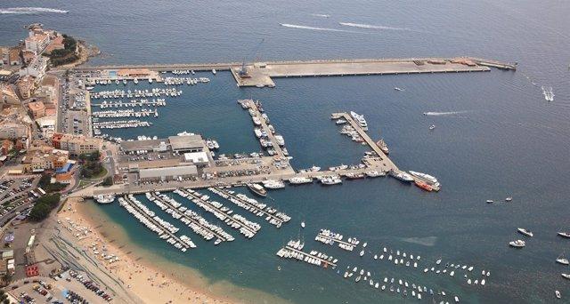 Puerto de Palamós (Girona)