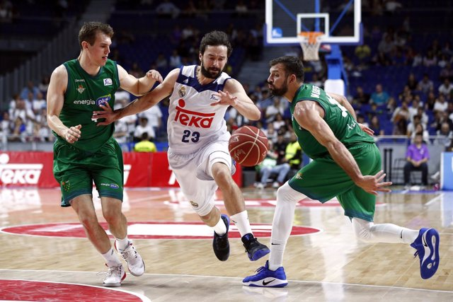 Sergio Llull REAL MADRID- REAL BETIS