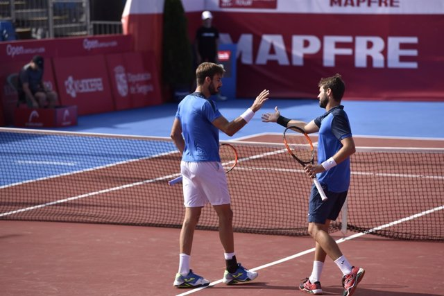 El Espinar, torneo de tenis