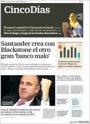Foto: Las portadas de los periódicos económicos de hoy, martes 1 de agosto