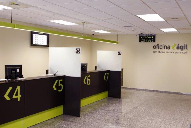 Bankia prev atender a 8 5 millones de clientes en 2017 en for Oficinas de bankia en madrid