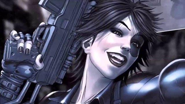 Primeras imágenes de Dominó en Deadpool 2