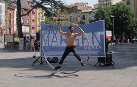 El II Festival 'Margen Danza' llega hoy a Logroño para llenar la capital riojana de arte hasta el 11 de agosto