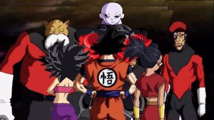Dragon Ball Super: Desvelado el brutal combate entre los Super Saiyan y una invencible raza alienígena