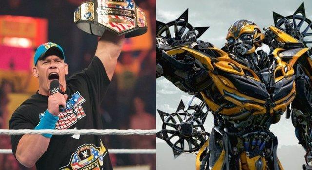 John Cena ficha por Bumblebee, el spin-off de Transformers