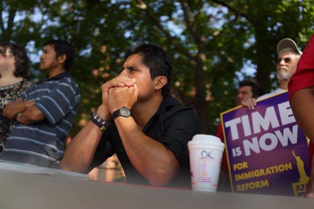 Latinos en EEUU, inmigración, inmigrantes, reforma migratoria