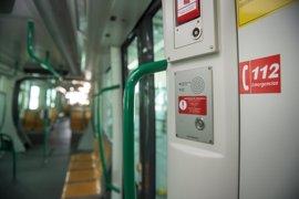 La Junta integra al metro de Granada en el sistema de emergencias 112 Andalucía