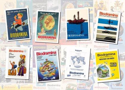 'Biodramina' cumple 65 años
