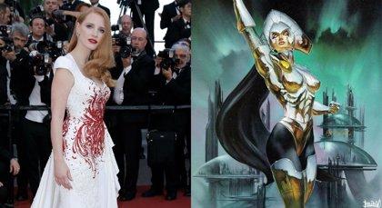 Jessica Chastain confirma que será la villana de X-Men: Dark Phoenix