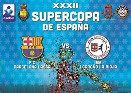 A la venta las entradas para la XXXII Supercopa Asobal de Balonmano