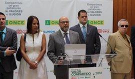 La ONCE impulsa 170 empleos en Canarias durante el 2016